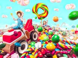 【甜蜜你的世界】|【西瓜视频LOGO创意延展设计大赛】