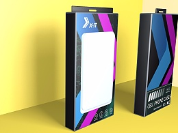 PHONE CASE CINEMA4D DESIGN