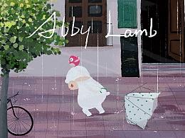 我和abby小羊最近的故事