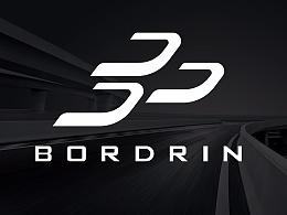 博郡汽车logo-参赛作品方案一