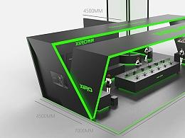 XIRO-零度品牌体验馆空间设计