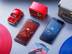 努比亚Z17 mini 红蓝CP配&荣耀9VS小米6