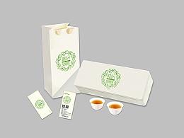 产品包装设计:瘦身奶茶