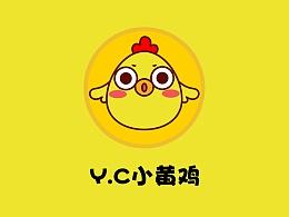 图标设计——小黄鸡