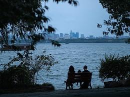 雨前 十里 西湖