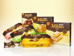 蜜蘭諾Milano--經典系列包裝