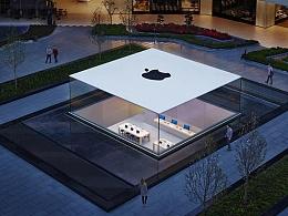 高大上的苹果专卖店设计有什么特点?