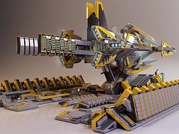 科幻光子炮设计