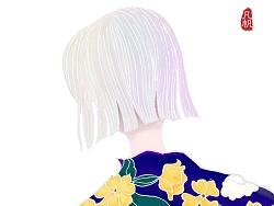 【凡帆爱插画】
