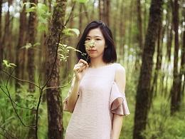 掉进森林里的女孩
