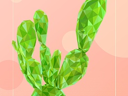 C&A绿植水晶