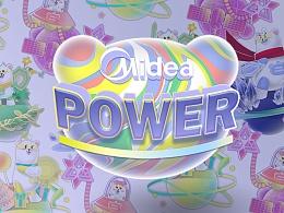 MIDEA POWER-美的超能力