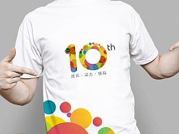 和昌集團10週年logo提報