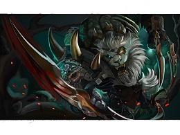 傲之守猎者-雷恩加尔