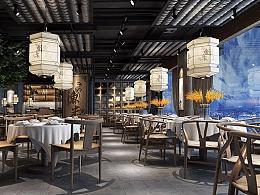 渔米粥-中餐厅顺德菜设计