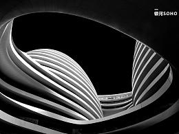 黑白建筑之美