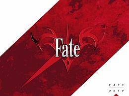 FATE英雄人物系列海报
