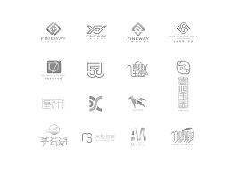 商业logo作品合集