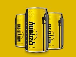 加油站 | 秋葵植物饮料包装设计