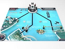 机器人搭建真实地图
