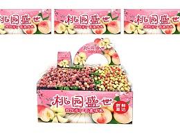 水果单品活动宣传物料