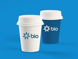 bio品牌LOGO设计推广