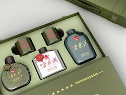 老兵酒-军旅情-曦芝品牌