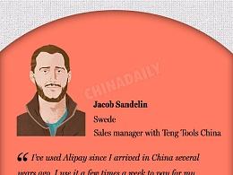 与中国日报ChinaDaily的一次小合作