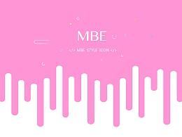 Meb风格图标
