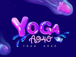 YOGA A940海报