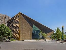 成都博物馆 建筑外观