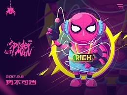 SpiderMan Freestyle -【蜘蛛侠:英雄归来】同人