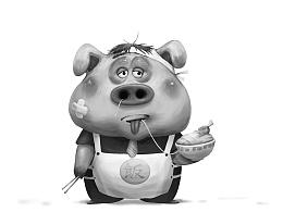 肉包猪  准备回归了