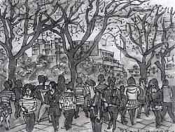 城市脉搏——从韦曲到张家堡(12)