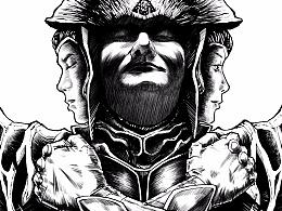 阿修罗-三头欲王