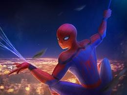 Spider-Man 蜘蛛侠同人插画