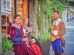 偶遇罗腾堡,重返中世纪
