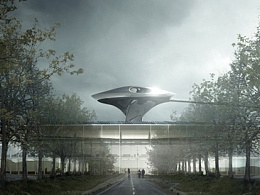 法拉第未来总部园区|MAD