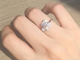 梵尼洛芙珠宝婚戒设计案例Vol.1:把所有的宠爱都给你