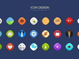 icon图标设计/拟物图标/线性图标