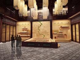 隋唐运河古镇—文化展示中心布展设计方案