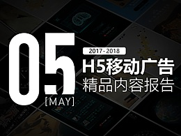 5月行业总评 | 8支国内最有看点的H5网站解析!