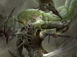 双剑召唤师