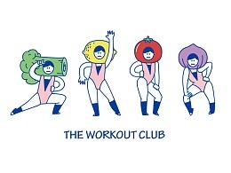 THE WORKOUT CLUB 绿色健身俱乐部