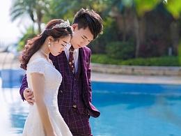 一个女人一生一定要穿一次婚纱,照一张美美的的婚纱照