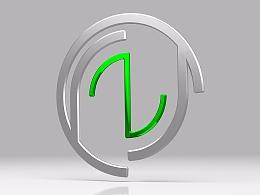博郡新能源汽车logo设计