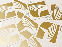 金点设计奖品牌标誌更新与文宣设计