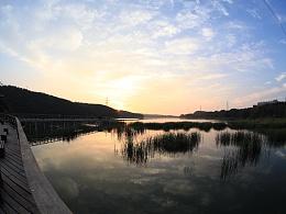 延时摄影 -西山湖