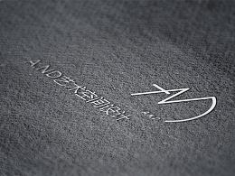 """AND""logo设计"