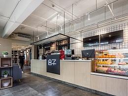 餐饮设计·合子咖啡卓越店
